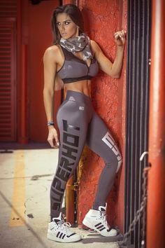 top-sh-fit-pants-and-make-your-mark-silver-super-hot-top427-cal428 Dani Banani Fashion Fitness