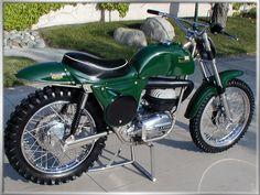 1965 Bultaco - Beautiful Motorcycle - Vintage Dirt Bikes