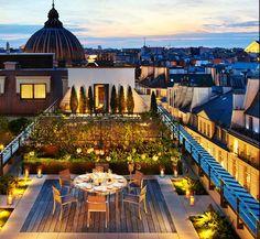 Roof Decks are a must #ValerieGladstone