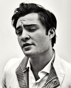 Chuck Bass, been awhile since I've seen your face.