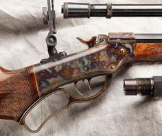 detail of Ballard No.7 Long Range .40-65 with sight and .45-70 barrel $5995.00 OBO