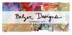 balzer designs blog header for art business