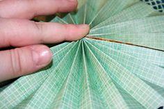 Elle's Studio: Tutorial: Make a pretty pinwheel with Melissa Mann!