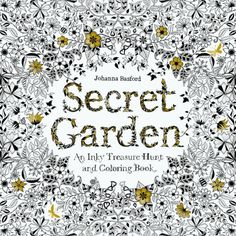 15 Intricate Adult Coloring Books We Adore