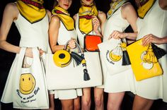 Get your backstage pass to our #AW14 #LFW show, Counter Culture.