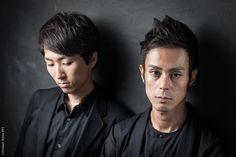 Inoguchi & Eijiro  Emmanuel Delaloy - Tous droits réservés #portrait #artists #studio