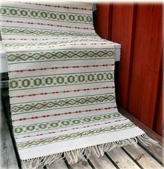 Matto Loom Weaving, Hand Weaving, Types Of Weaving, Recycled Fabric, Yellow And Brown, Woven Rug, Scandinavian Style, Fiber Art, Needlepoint