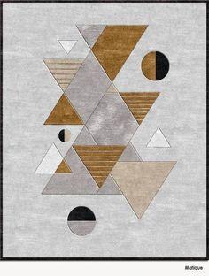 Diy Carpet, Rugs On Carpet, Stair Carpet, Interior Design Principles, Quilt Modernen, Rug Texture, Carpet Trends, Modern Quilt Patterns, Patterned Carpet
