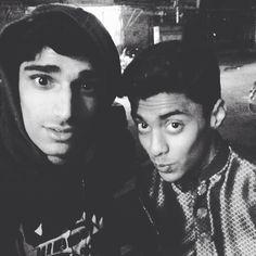Ahtisham150 With Ak Ali