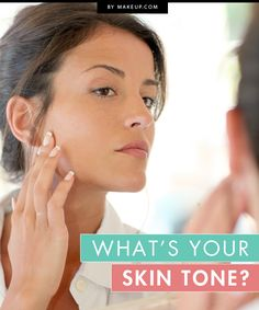 To help you determine where you fall on the spectrum, we'll break down the basic skin tone types for you.