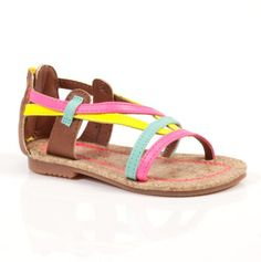 Mahel Sandal - great colors, I wish I could get these in my size!