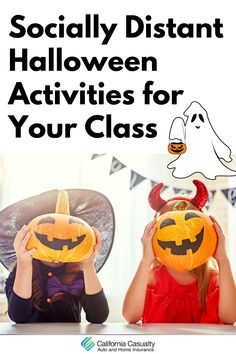 Looking for some fun, spooky, and safe activities to do with your class this week? Look no further 👻 #halloween #teacherresources