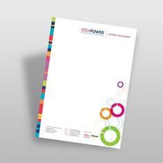 Letterhead Design Print In Basingstoke Hampshire Entte De Lettre Papier Entete Charte