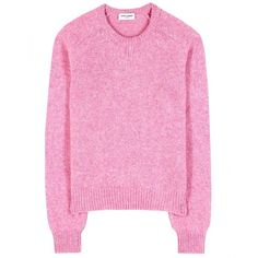 Saint Laurent Wool-Blend Sweater found on Polyvore