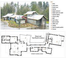 Dog trot house plans lssm13 dog trot plan floor plans for House plans dog trot style