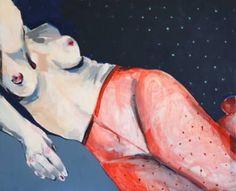 "Saatchi Art Artist Kasia Gawron; Painting, ""Friday"" #art"