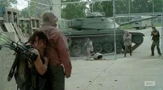 AMC's The Walking Dead Season 4, Episode 8, entitled 'Too Far Gone'