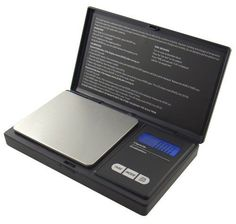 The AMW Series is a great durable and compact pocket scale for those who are seeking the on the go high-tech portable scale. The backlit LCD display helps make the numbers viewable and easy to read. The intuitive protective cover provides protection for the scale. With the smooth stainless steel weighing surface clean up is