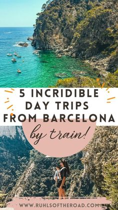 Europe Destinations, Europe Travel Tips, European Travel, Barcelona Day Trips, Barcelona Travel, Packing List For Vacation, Vacation Trips, Spanish Culture, Train Journey