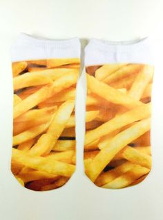 French Fries Socks in Accessories at Living Royal – Living Royal