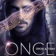Colin O'Donoghue -Killian Jones - Captain Hook - Once Upon A Time