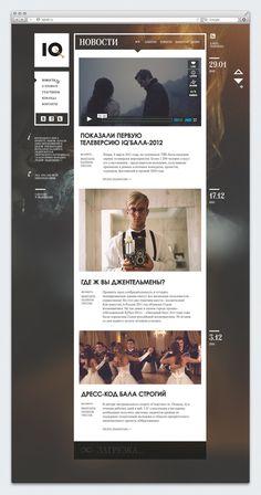 IQ'ball by SmartHeart, via Behance#ResponsiveDesign #Web #UI #UX #WordPress #Resposive Design #Website #Graphics