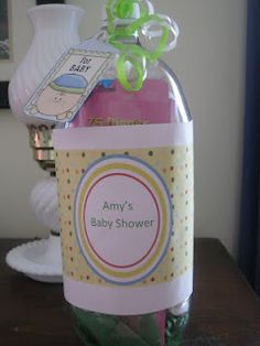 DIY Recycled Bottle Gift Container 10 minutes + No Cost = Adorable - recycling containers Craft Gifts, Diy Gifts, Homemade Gifts, Plastic Bottle Crafts, Plastic Bottles, Recycled Bottles, Water Bottles, Recycling Facts, Gift Cards Money