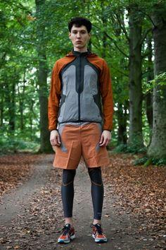 Nike X Undercover GYAKUSOU  AS UC Convertible Jacket