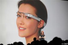 Google's Project Glass got more real today when Google showed off its prototype Google Glass Explorer Edition at the Google I/O conference. http://cnet.co/M5edHq
