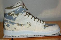 Air Jordan 1 Digi Camo
