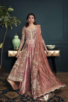 Arjumand Bano Bridals S/S 2016 : pakistanifashionedits