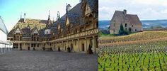 Beaune, Hospice and Vineyards