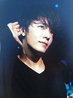 #Donghae #Super Junior #SS4 Photobook