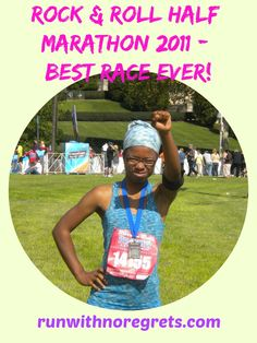 The Rock and Roll Philadelphia Half Marathon was my first half and my best!