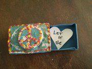 painted match box