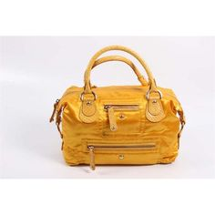 Tod\'s womens handbag WADBH1-100 YELLOW