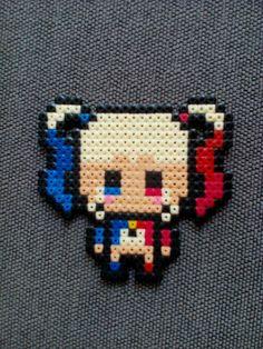 Harley Quinn Hama beads Escuadrón Suicida Suicide Squad #harleyquinn #escuadron #hama