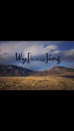 Wyoming, where my heart will always live. (SH)