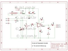 Circuito de seguidor de sinal Pesquisador de áudio com LM386 seguidor-de-sinal-pesquisador-de-audio-lm386-esquema em #Amplificador #audio #Circuitos #Pre-amplificador #Testeemedidas #Áudio #Circuitos #Dicas #dicasdeconserto #Pré-amplificadores por Toni Rodrigues Electronics Projects, Chart, Math, Printed Circuit Board, Printed Circuit Board, Signs, Followers, Circuits, Math Resources