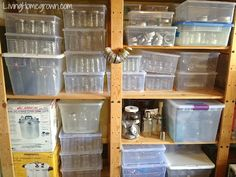 How to Streamline Your Canning Canning Jar Storage, Canned Food Storage, Canning Tips, Home Canning, Canning Recipes, Canning Kitchen Ideas, Survival Shelter, Survival Prepping, Survival Skills
