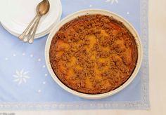 Silja, Food & Paris: Vürtsikas kõrvitsa-kondenspiimakook krõbedal pähklipõhjal