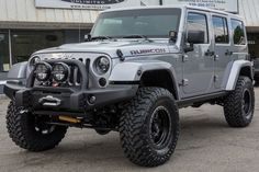 2014 Jeep Rubicon Unlimited Billet