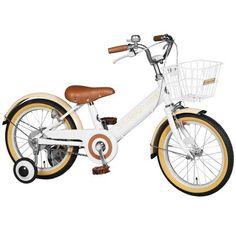 アウトレット 【a.n.design works】(エーエヌデザインワークス) V14 アイボリー 14インチ 90cm~ 子供用自転車 子供車 サイクル 幼児車 キッズバイク こども 子ども かご 【カンタン組立】 a.n.design works, http://www.amazon.co.jp/dp/B00AQPA43M/ref=cm_sw_r_pi_dp_3EMnsb03HFSWP