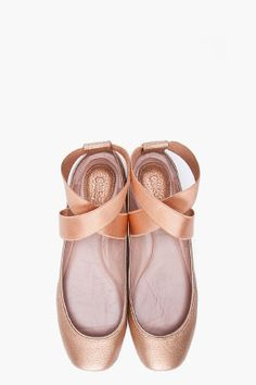 Chloe Ballet Flats - had some shoes like this from Next and have been looking for replacements ever since.