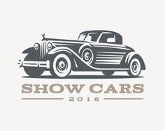 Show Cars Logo Design