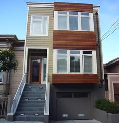 """LORAX'S """"GREENEST HOUSE IN SAN FRANCISCO"""" west coast green lorax clipper house green sustainable san francisco – Inhabitat - Sustainable Design Innovation, Eco Architecture, Green Building"""