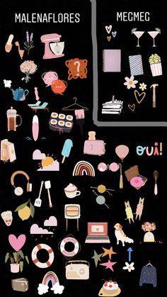 Gif Instagram, Instagram Frame, Creative Instagram Stories, Instagram And Snapchat, Instagram Story Ideas, Snapchat Emojis, Snapchat Stickers, Insta Goals, Insta Pictures