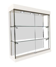 7 LED Lights Included With This CabinetMade With Tempered Glass PanelsBuilt  To EU SpecificationsTempered Glass ShelvesFully