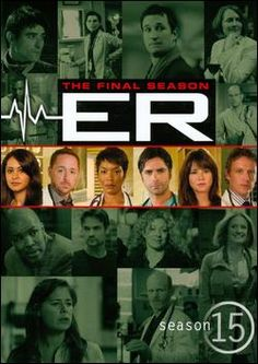 Available in: DVD.The set contains every episode from the fifteenth and final season of NBC's award winning medical drama E/R, a run of shows that Michael Crichton, Grey's Anatomy, Leland Orser, Parminder Nagra, Emergency Room, Mekhi Phifer, David Lyons, Free Full Episodes, Medical Miracles
