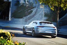 Panamera Sport Turismo by Porsche